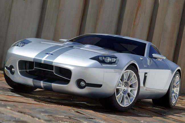 Un V8 pour la Ford Shelby GR-1 de Superformance