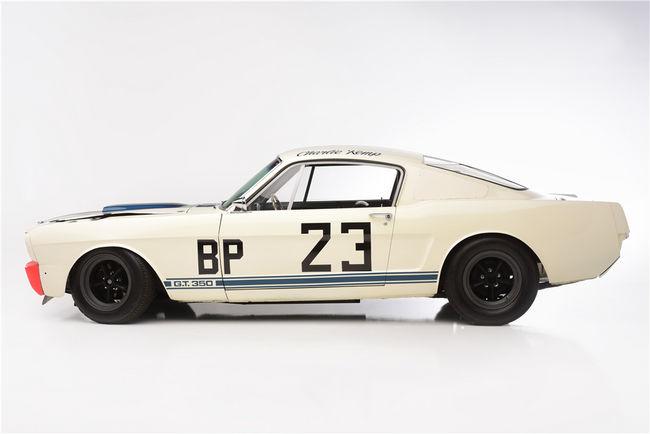Barrett-Jackson : Shelby GT350R 1965