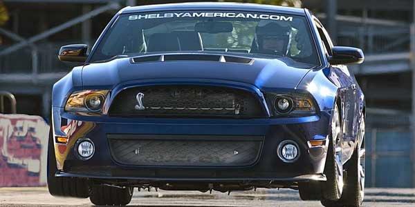 La Shelby GT500 devient 1000