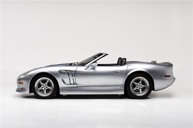 Barrett-Jackson : Shelby Series I Cabriolet 1999