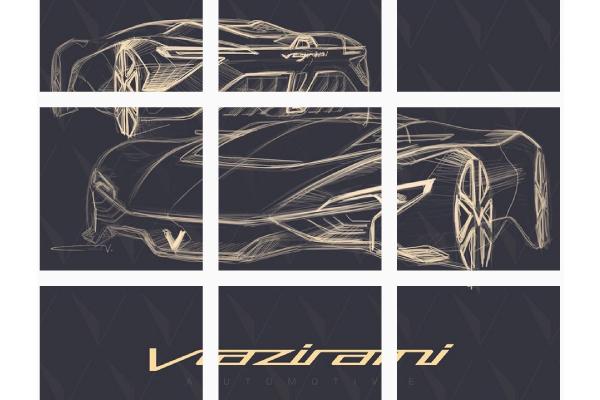 Hypercar : un teaser pour la Shul by Vazirani Automotive