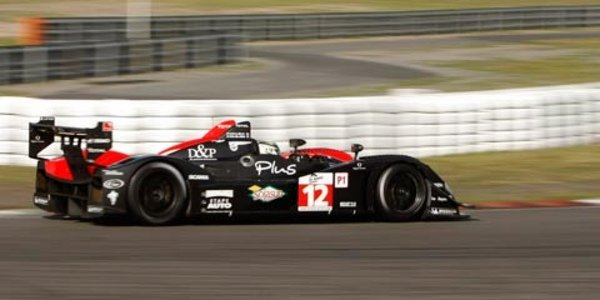 Signature en LMS avec Aston Martin