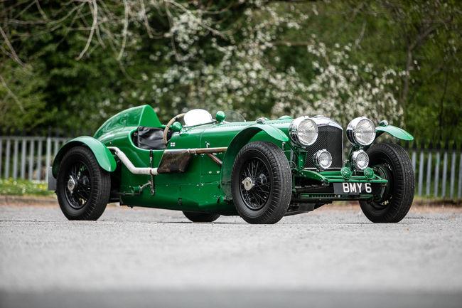 Silverstone Auctions : les anglaises ont brillé à Heythrop Park