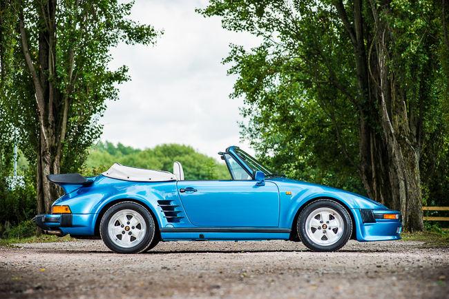 Silverstone Auctions : les modèles Porsche s'illustrent à Salon Privé