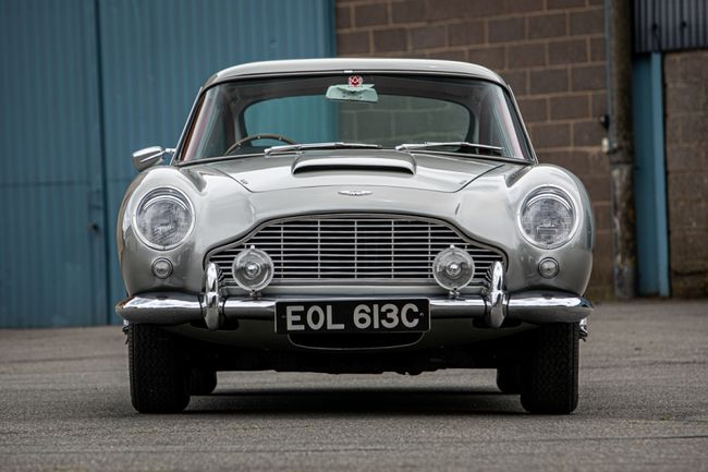 Silverstone Auction à Silverstone Classic : so british