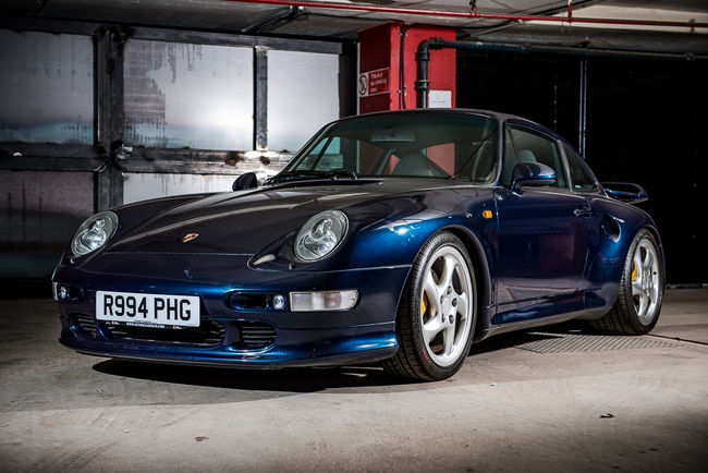 The Porsche Sale : Silverstone Auctions étoffe son catalogue