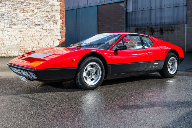 Silverstone Auctions : des Ferrari à The May Sale
