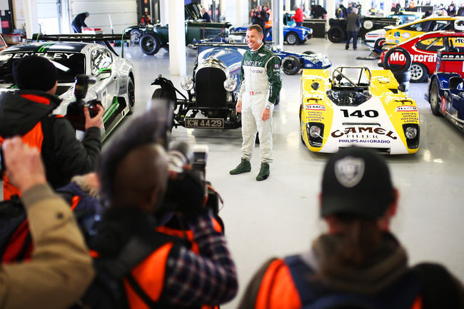 Silverstone Classic : Kristensen met Le Mans à l'honneur