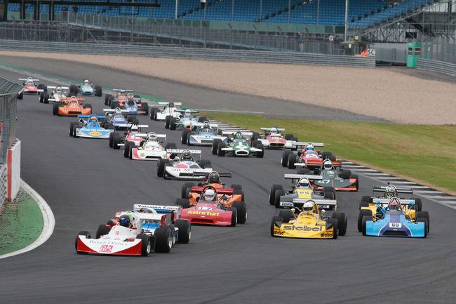 Silverstone Classic fera la part belle aux monoplaces en 2019