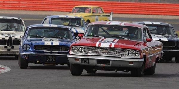Un plateau exceptionnel pour Silverstone Classic 2016