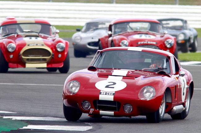 Silverstone Classic : les 24 Heures de Daytona à l'honneur