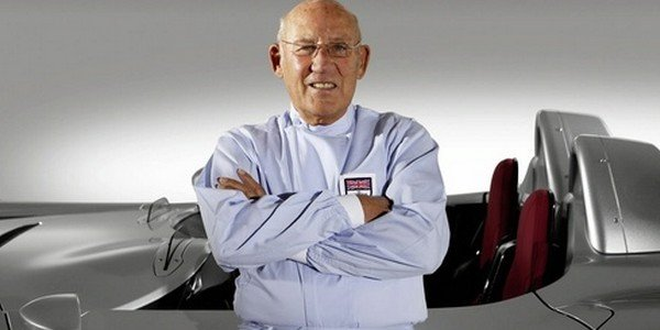 Sir Stirling Moss prend sa retraite