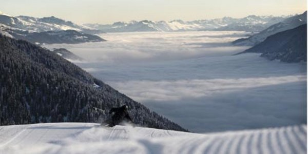 Skiez Bentley cet hiver