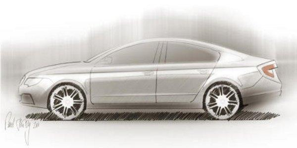 Skoda Superb, sur la voie de l'Audi A5