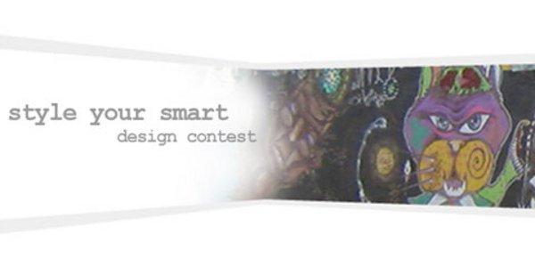 Smart lance un concours de design