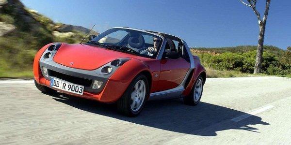 Le Smart Roadster de retour en 2012