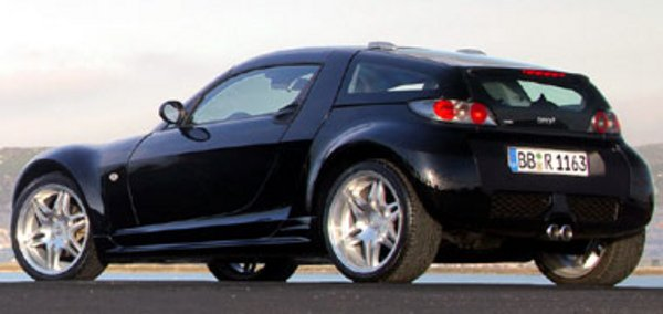 smart roadster coup brabus actualit automobile. Black Bedroom Furniture Sets. Home Design Ideas