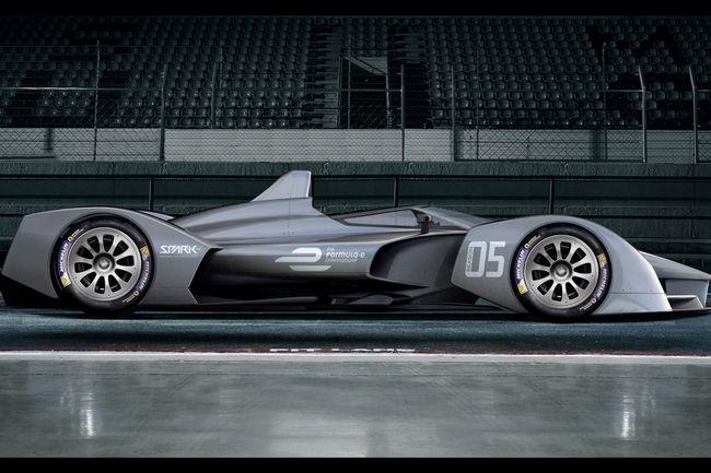 Spark Racing Technology présente la SRT05e