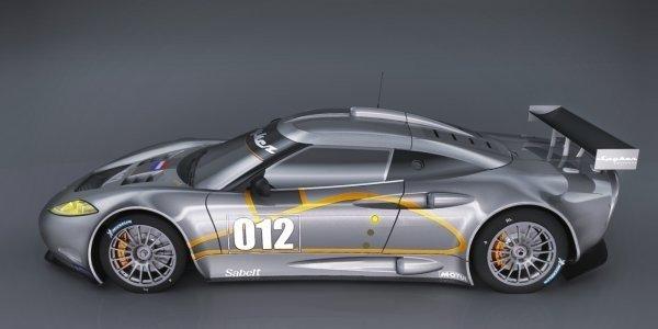 Spyker C8 Aileron GT