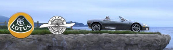 Spyker - Lotus : coopération approfondie