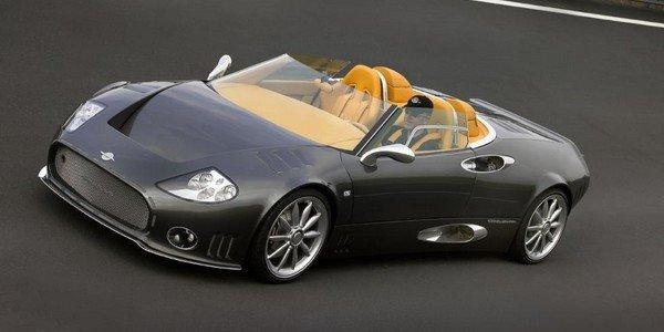 Spyker est vendu pour 32 millions d'euros