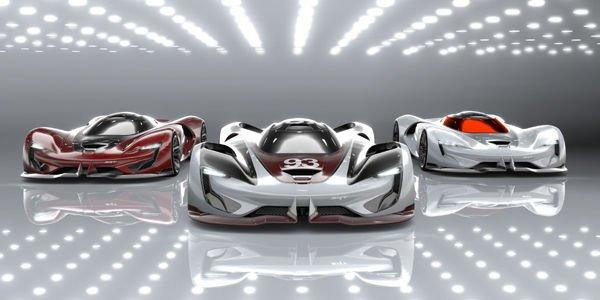 Le concept SRT Tomahawk Vision GT dévoilé