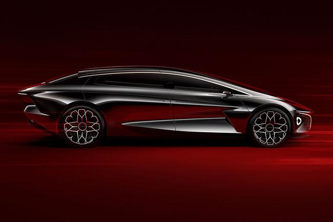 St Athan : pole électrique d'Aston Martin et de Lagonda