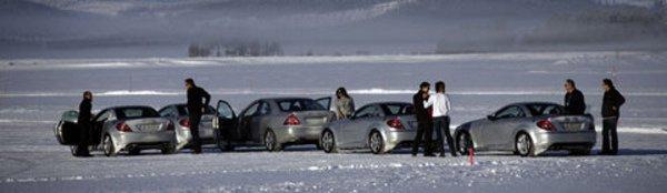 Winter-Sporting: la glisse selon AMG