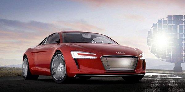 Stand Audi au Salon de Francfort  2011
