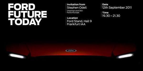 Quatre modèles Ford inédits à Francfort