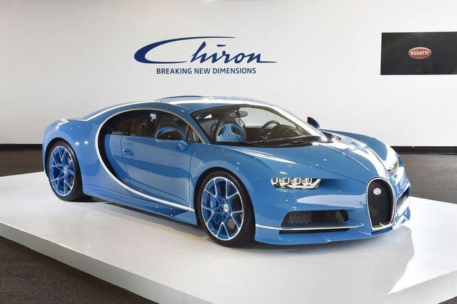 Un nouveau Directeur du Développement pour Bugatti