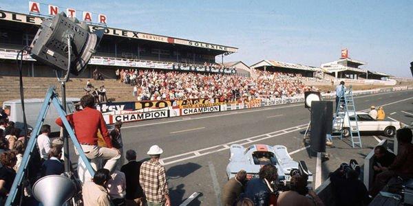 Steve McQueen et Le Mans au Festival de Cannes