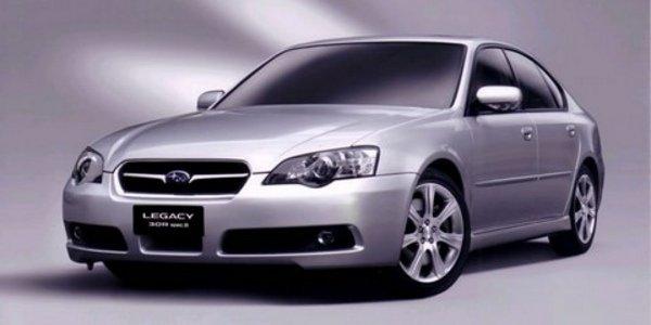 Subaru ne sera pas présent au Mondial