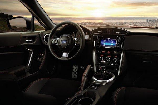 La Subaru BRZ passe au restylage