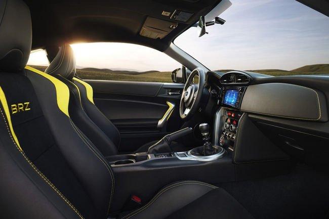 Subaru BRZ Series Yellow Edition : série très limitée