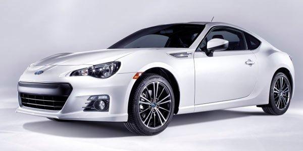 Le Subaru BRZ dévoilé