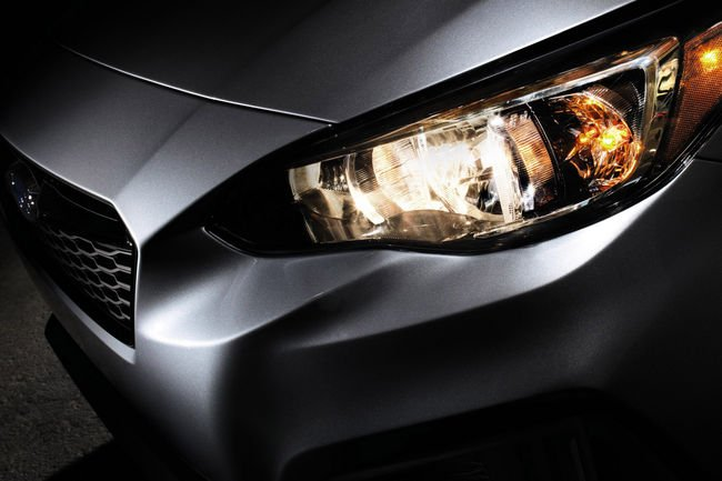 Un teaser pour la nouvelle Subaru Impreza