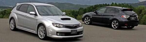 Subaru dévoile enfin l'Impreza WRX STI