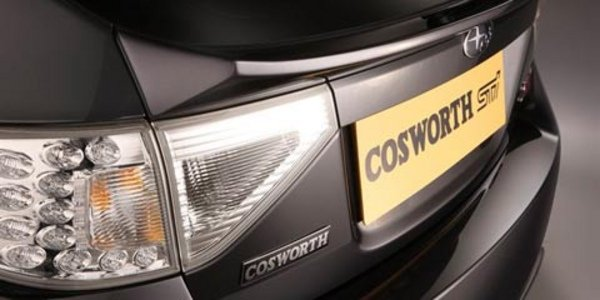 Subaru Impreza Cosworth, c'est officiel