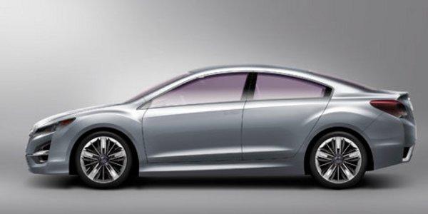 Subaru Impreza : un concept prometteur