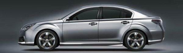 Subaru annonce le futur de la Legacy