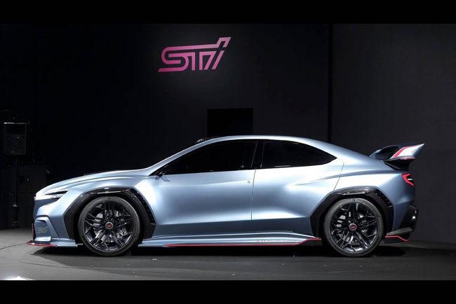 Tokyo : concept Subaru Viziv Performance STI