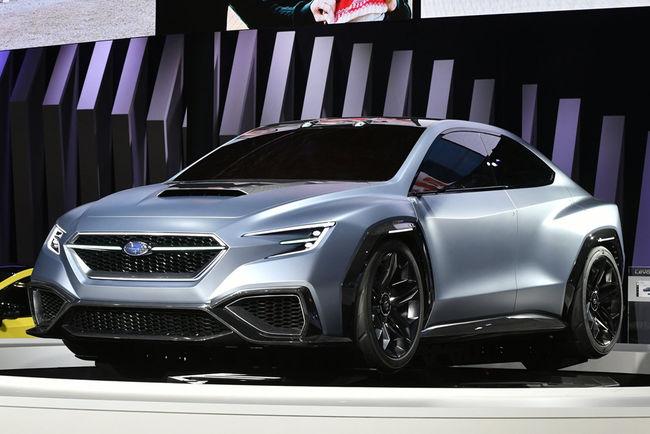 Genève : Subaru Viziv Adrenaline Concept