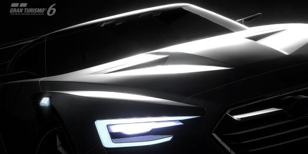 Concept Subaru Viziv GT Vision Gran Turismo