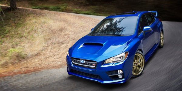 Subaru WRX STI 2014 : les prix en France