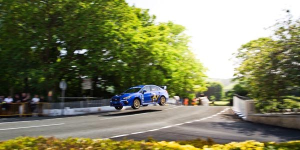 Record pour la Subaru WRX STI au Tourist Trophy