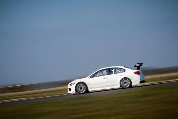 Subaru repart à l'assaut de l'Ile de Man avec Prodrive