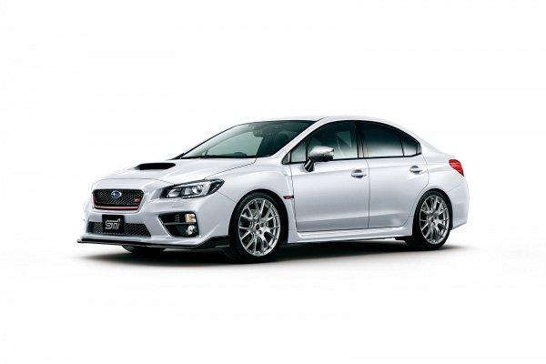 Subaru WRX S4 tS : pour le Japon