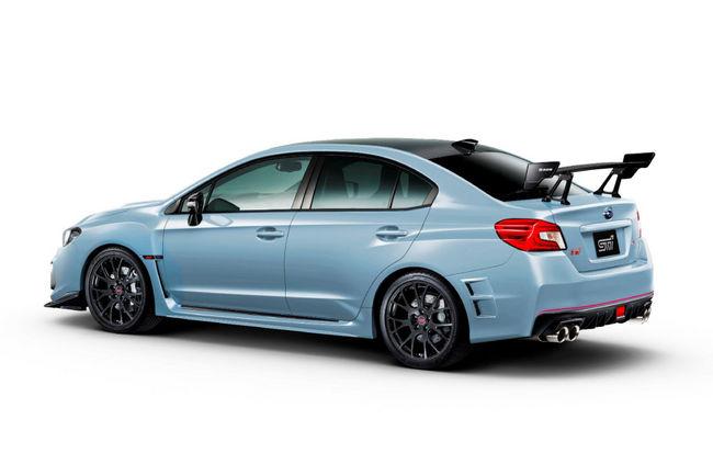 Subaru WRX STi S208 : pour le Japon