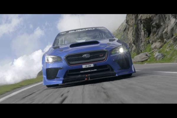 La Subaru WRX STI Type RA Time Attack refait parler d'elle